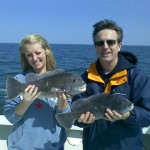 father-daughter-tautog