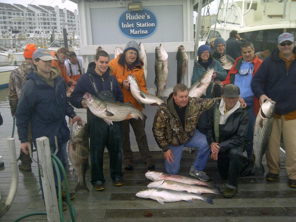 Rocks 12 27 captain hogg 39 s charter service for Rudee inlet fishing report