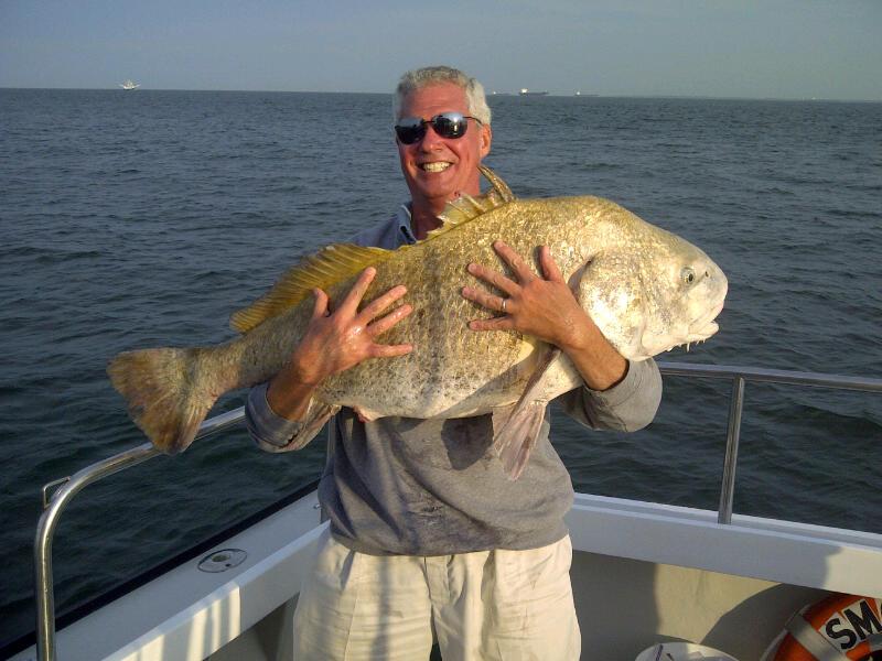 Chesapeake bay charter fishing with capt hogg hampton for Fishing chesapeake bay