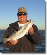 Chandler Hogg charter fishing captain