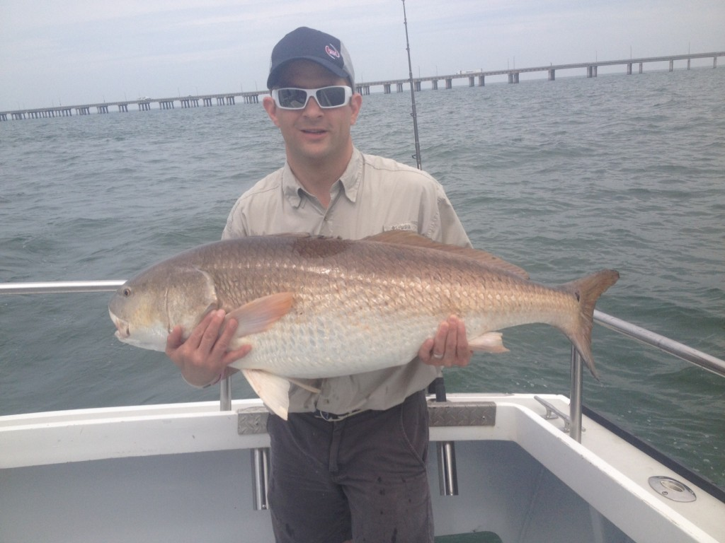 Great fishing out of virginia beach captain hogg 39 s for Virginia beach fishing charters