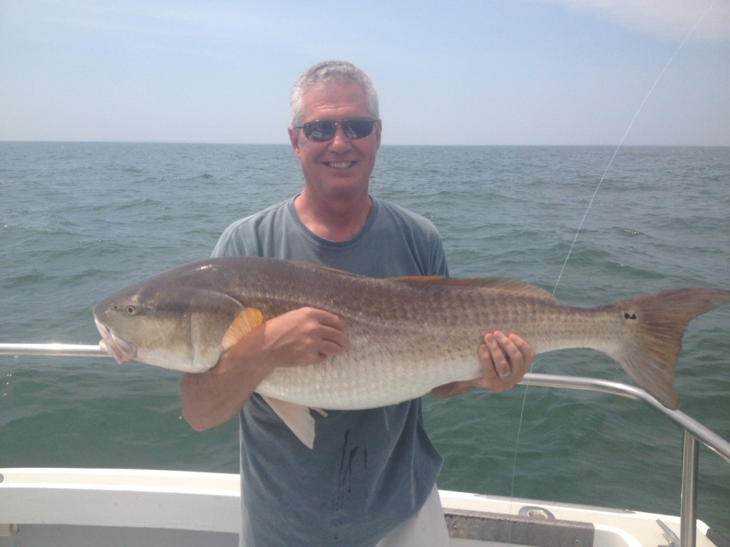 Great fishing out of virginia beach captain hogg 39 s for Fishing in williamsburg va