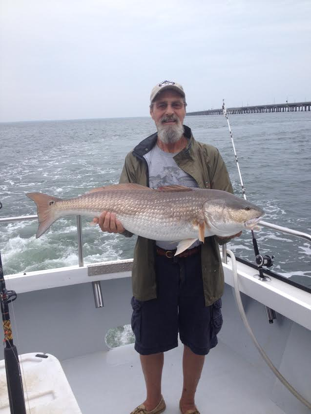 Fishing report for saturday monday great summer fishing for Lower chesapeake bay fishing report