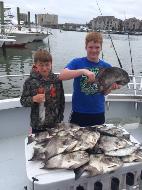 Virginia charter fishing is awesome captain hogg 39 s for Va fishing charters