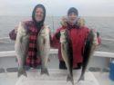 Fishing has been great