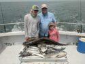 Virginia charter fishing